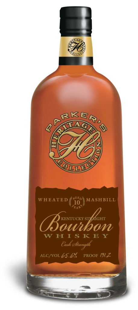 Parker's Heritage 4th Ed. (Wheated Bourbon 10 Year) 131.2 Proof