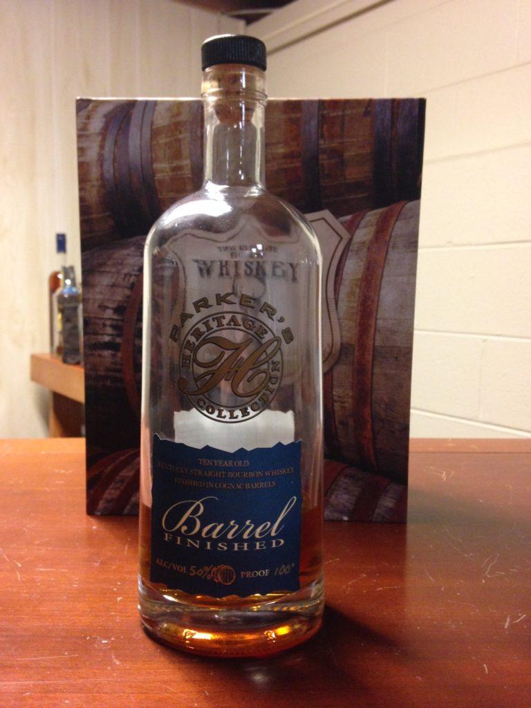 Parker's Heritage 5th Ed. (Barrel Cognac Finished)