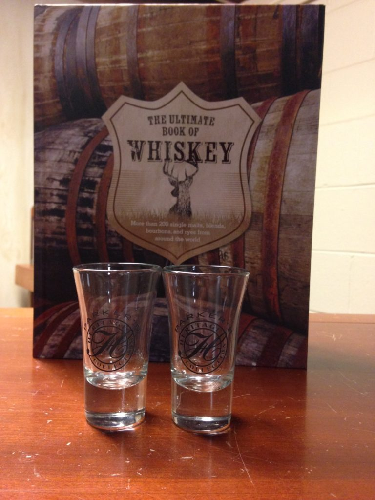 Parker's Heritage Shot Glasses