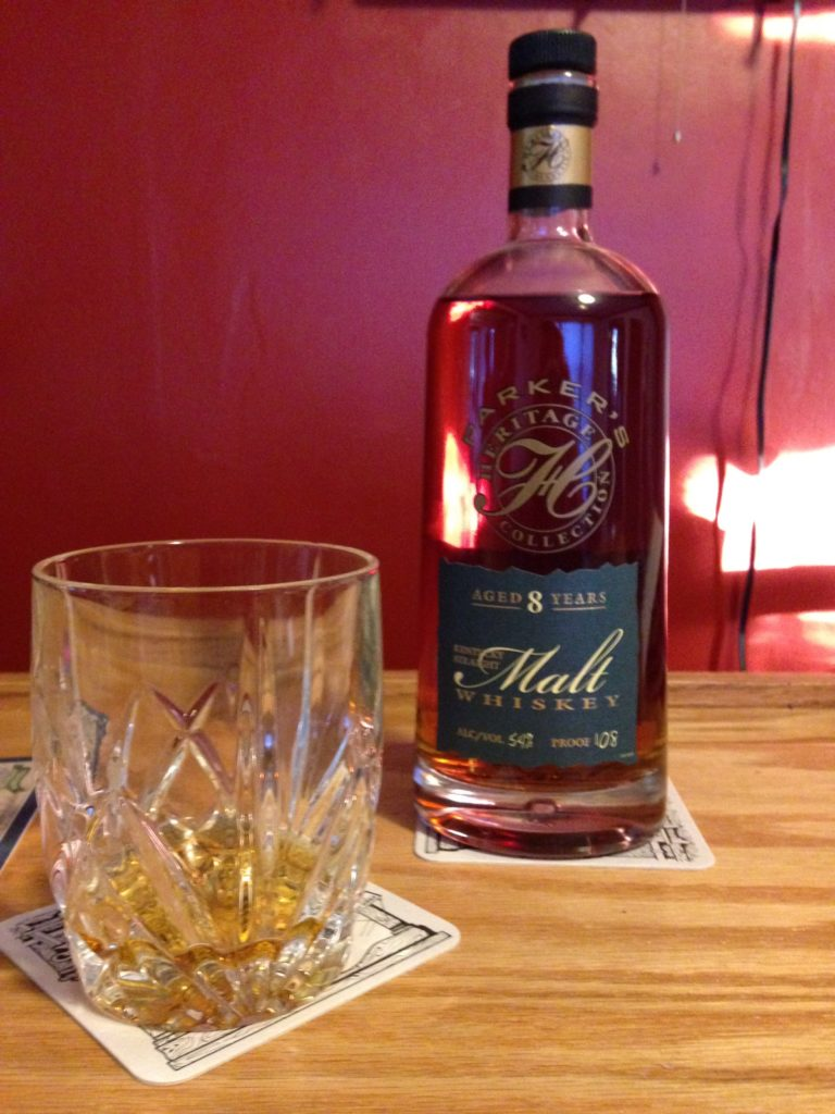 Parker's Heritage 9th Ed. (8 Year Malt)