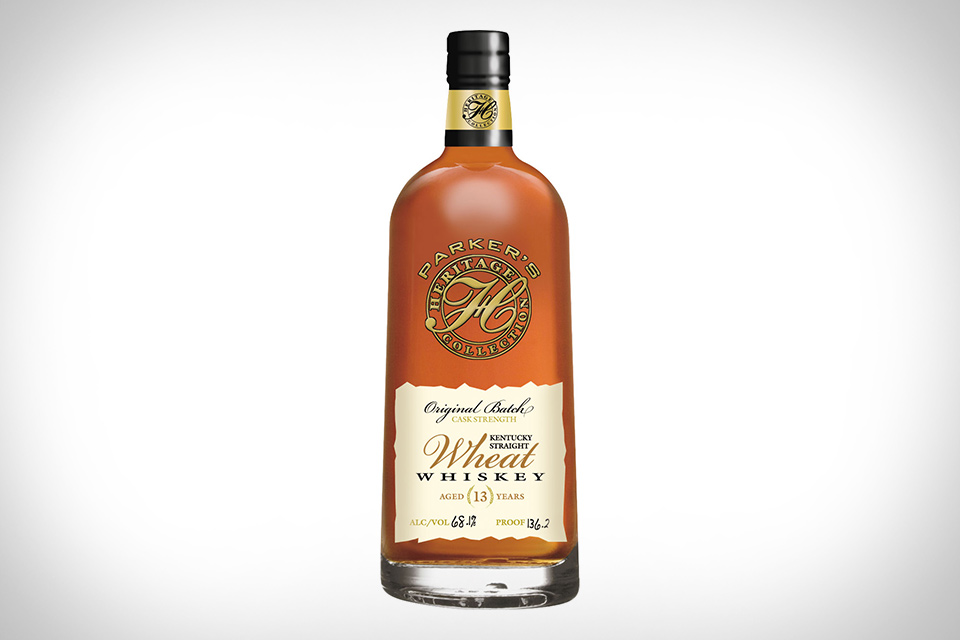 Parker's Heritage 8th Ed. (13 Year Wheat)136.2 Proof