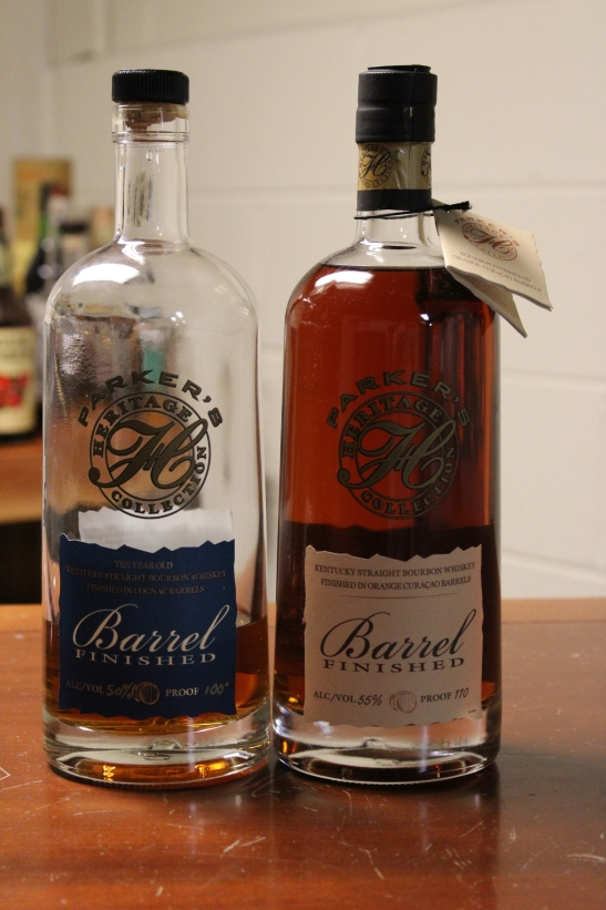 "Parker's Heritage Contest ""Battle of the Barrel Finished"" (5th and 12th Editions)"