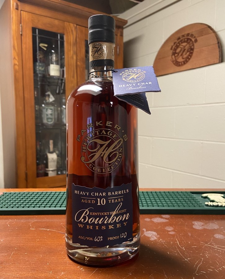 Parker's Heritage 14th Ed. (Heavy Char Whiskey)