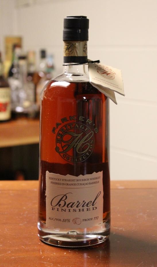 Parker's Heritage 12th Ed. (Barrel Orange Curaçao Finished)