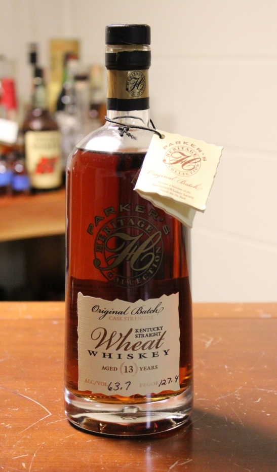 Parker's Heritage 8th Ed. (13 Yr Wheat)