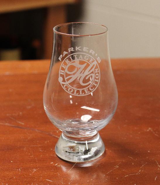 Parker's Heritage Glencairn Glass